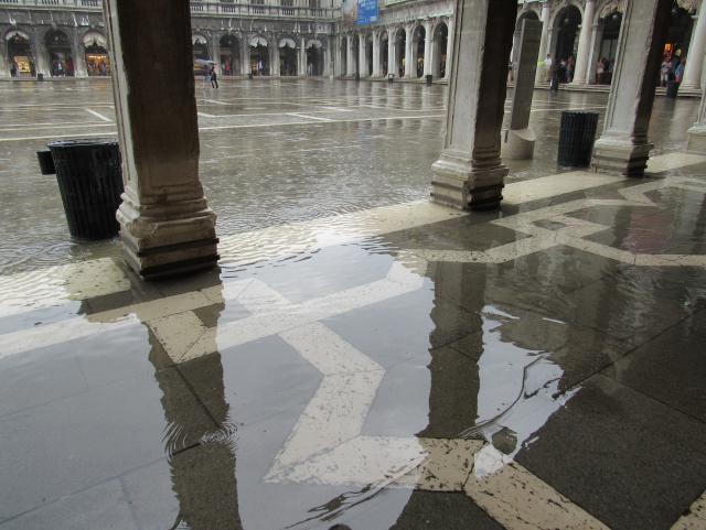 Veneza inundada