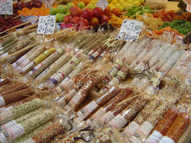 Mercado do Rialto Veneza