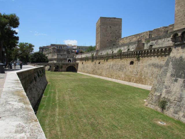 O Castelo Normanno-Svevo