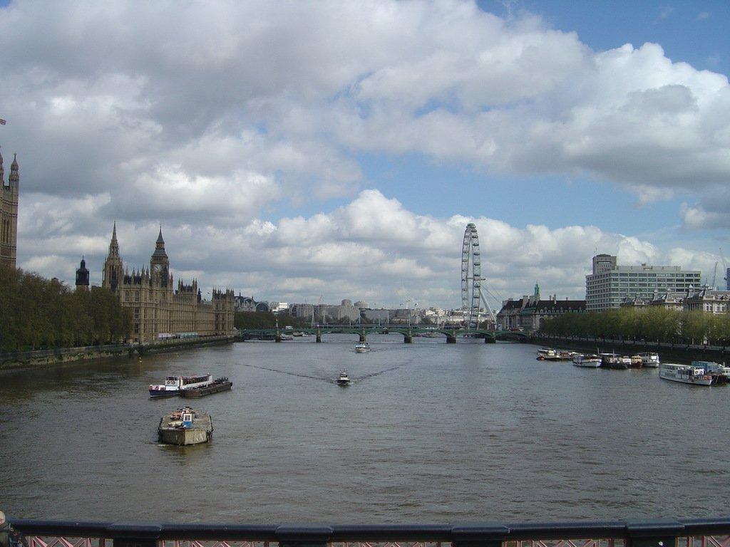 Cruzeiro em Londres