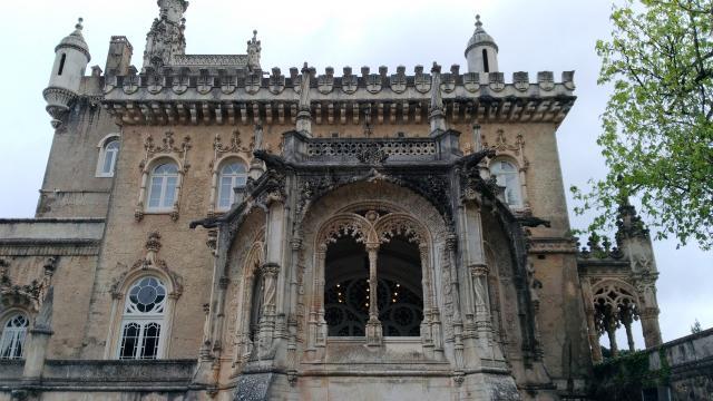 Palace Hotel do Buçaco.