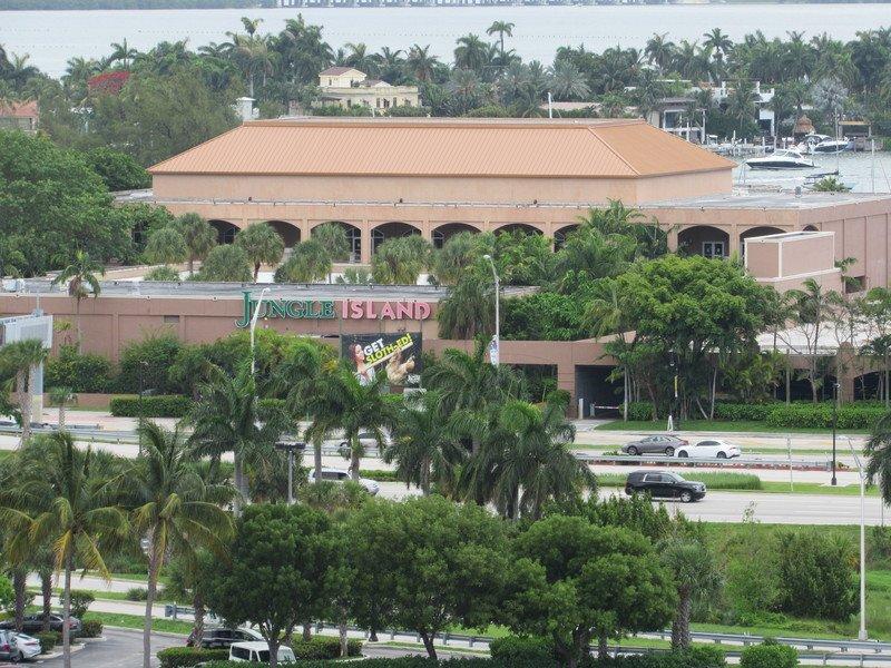 Parque de diversões em Miami