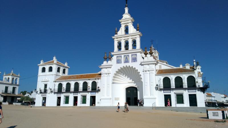 A Ermita del Rocío