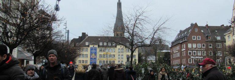 Mercado Natal Dusseldorf