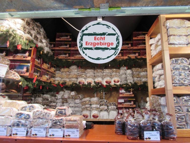 O que comprar nos Mercados de Natal da Alemanha.