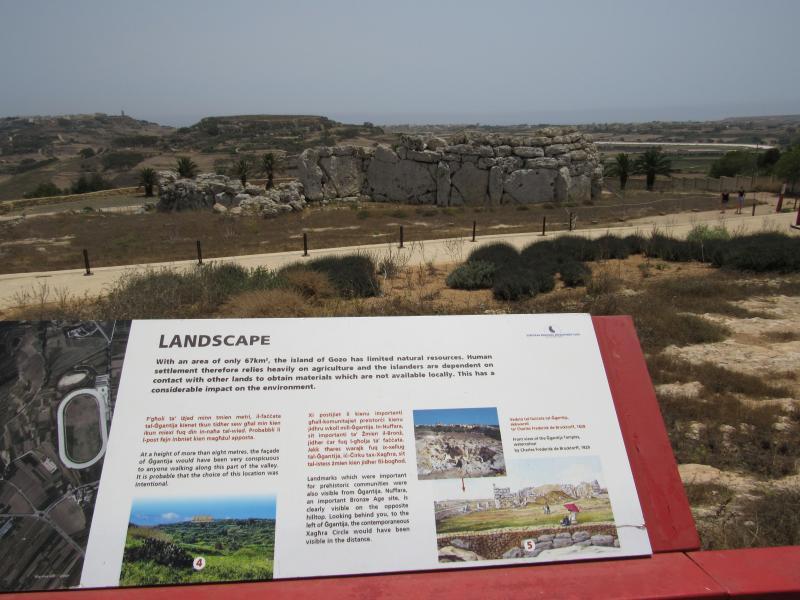 Ġgantija em Gozo.