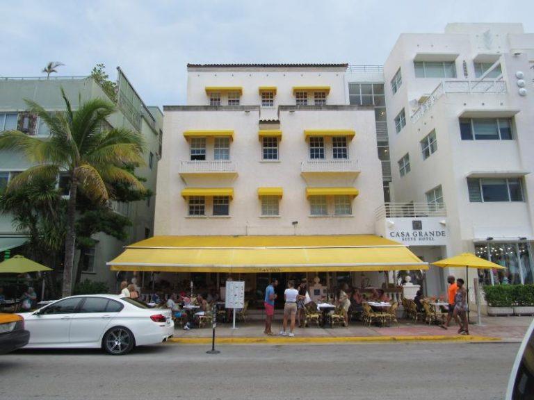 A melhor zona para se alojar em Miami Beach