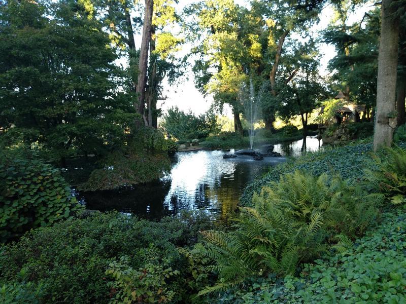 Jardins da Quinta da Aveleda.
