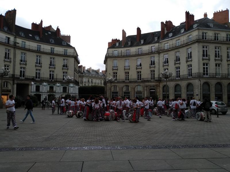 Place Graslin em Nantes