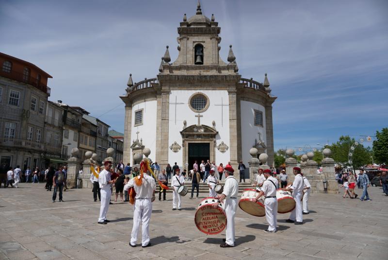 Atuação de Zés Pereiras Portugal