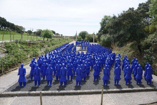 Guerreiros de Xian de Terracota