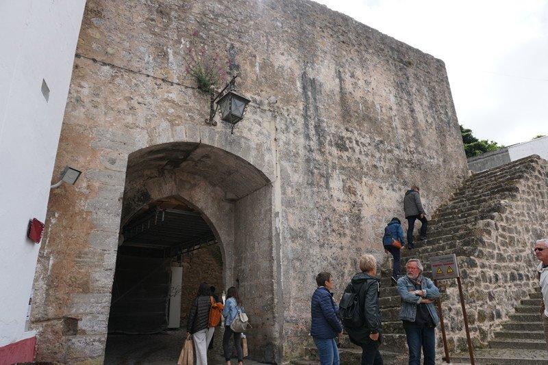 Porta da Vila de Óbidos