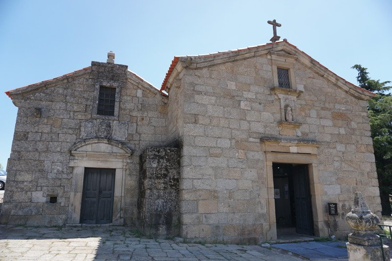 Igreja de Santiago.