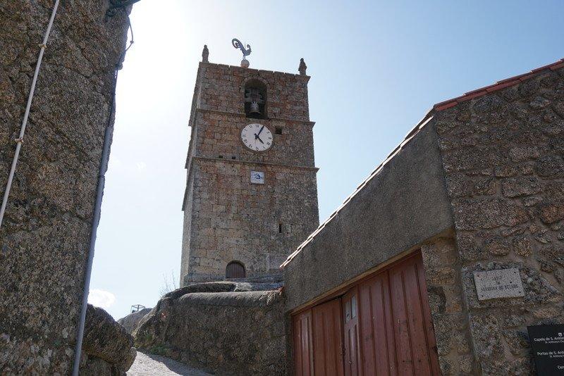 Torre do Lucano ou Torre do Relógio