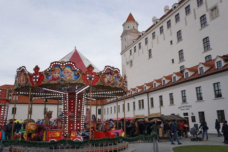 Mercado Castelo de Bratislava