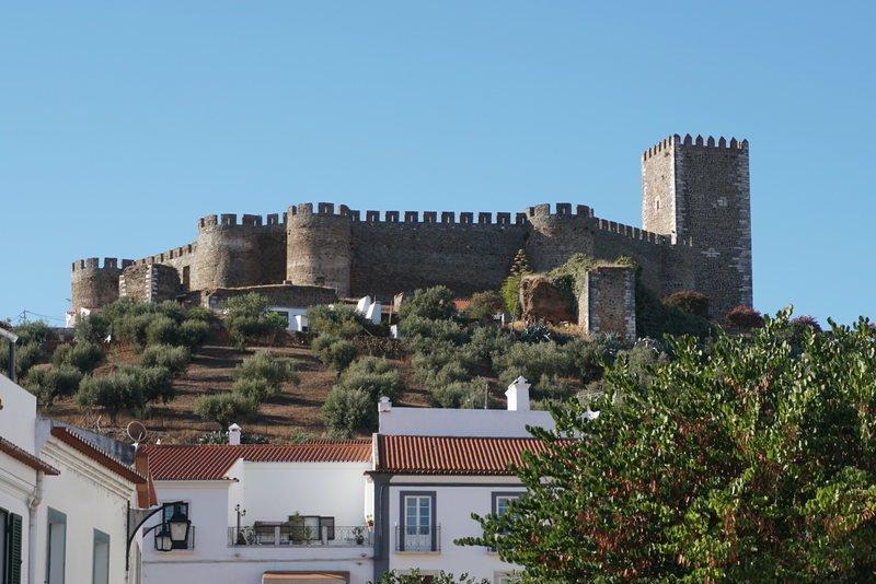 O que visitar em Portel: Castelo