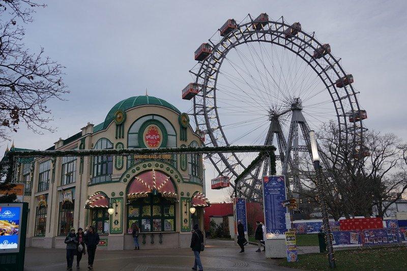 O que visitar em Viena: Prater