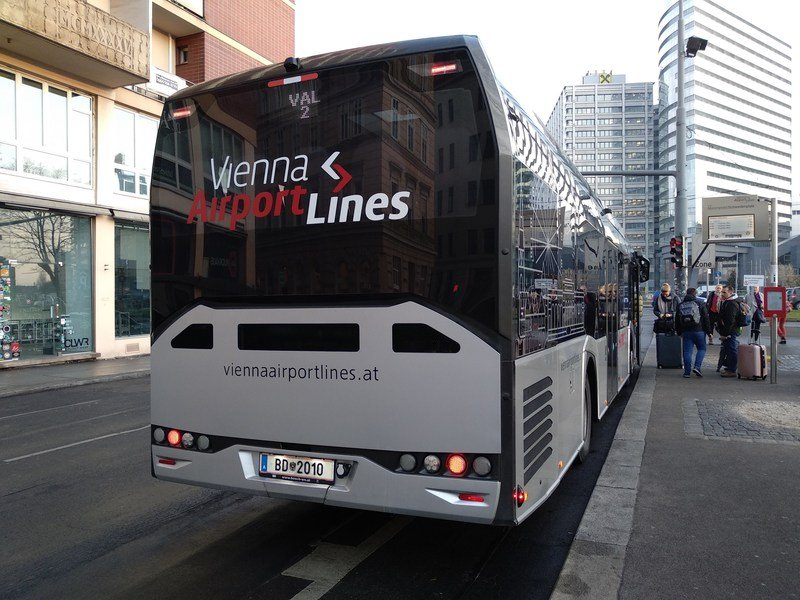 Autocarro ônibus Viena