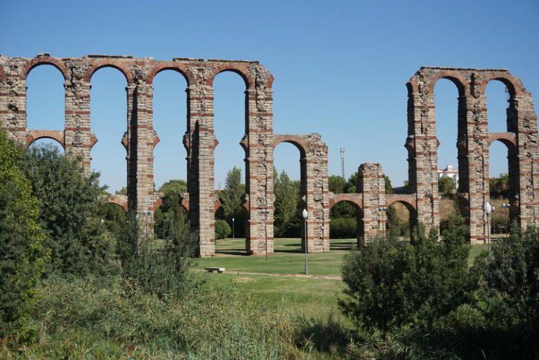 Visitar Mérida Espanha