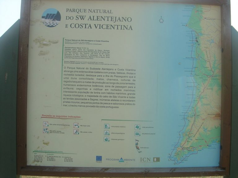 Parque Natural do Sudoeste Alentejano