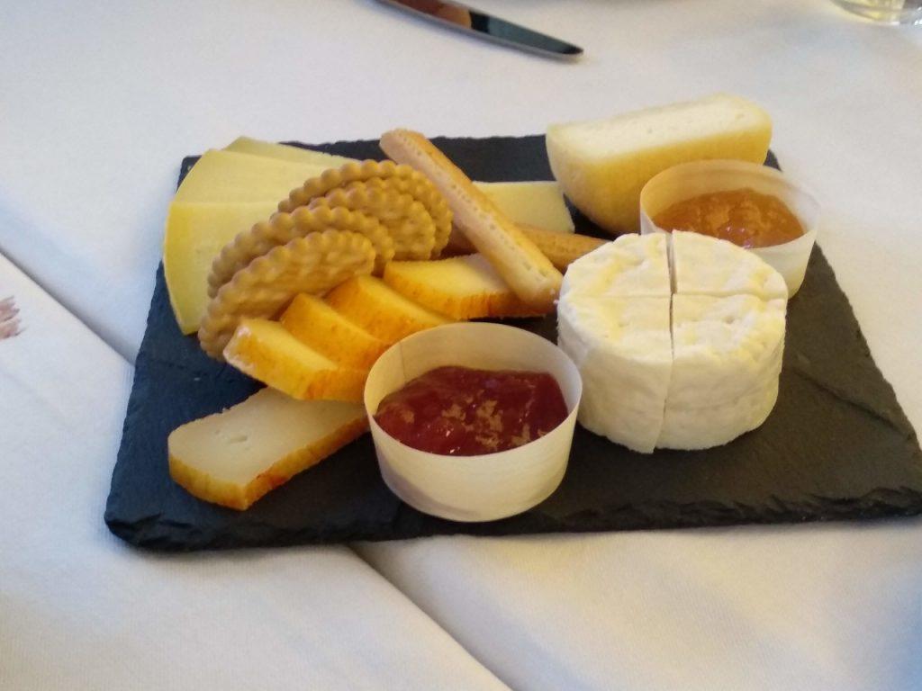 Tábua de queijos nacionais