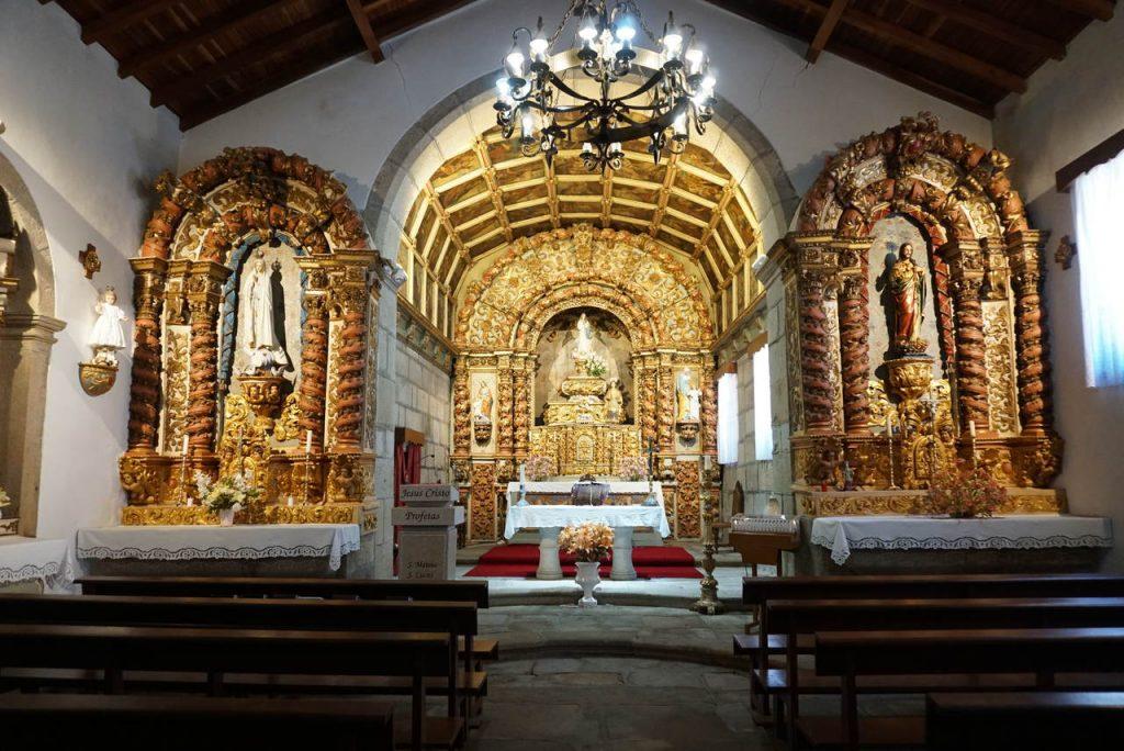 Igreja Matriz de Freineda
