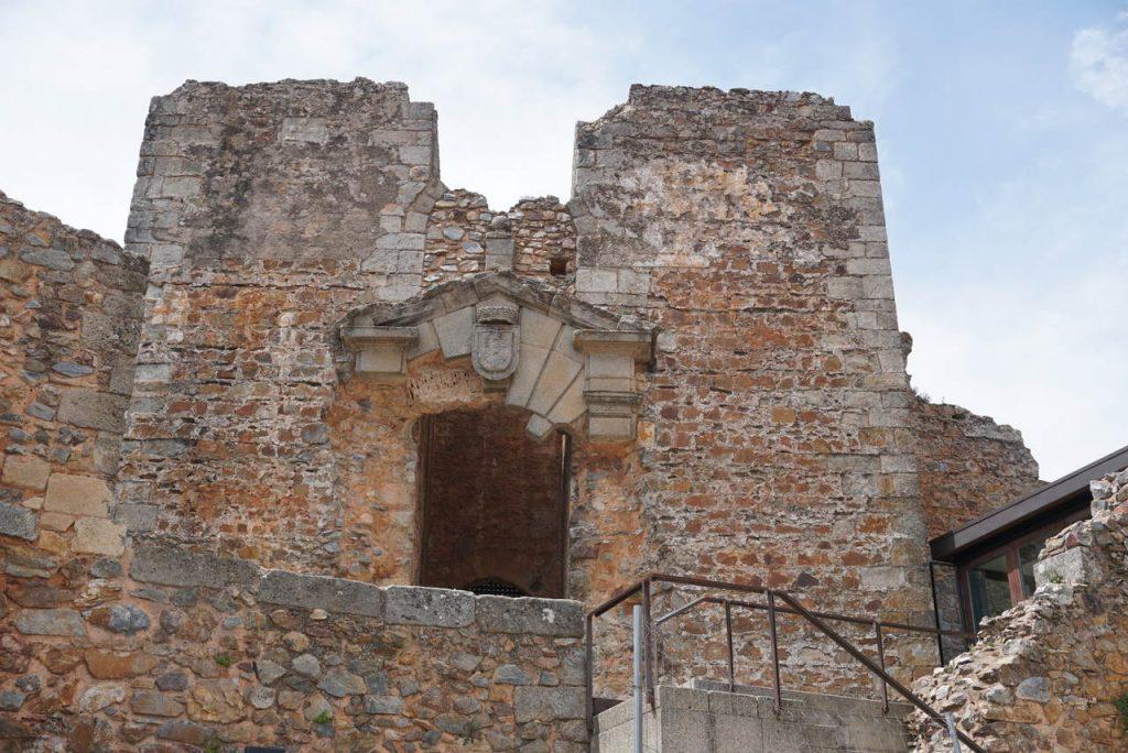 Monumental Porta do Palácio