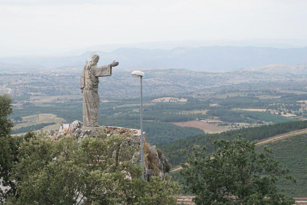 Serra da Marofa em Figueira Castelo Rodrigo