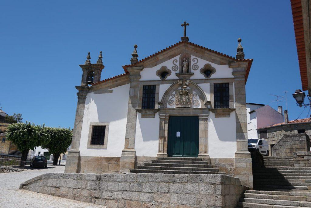 Igreja da Misericórdia Aguiar da Beira