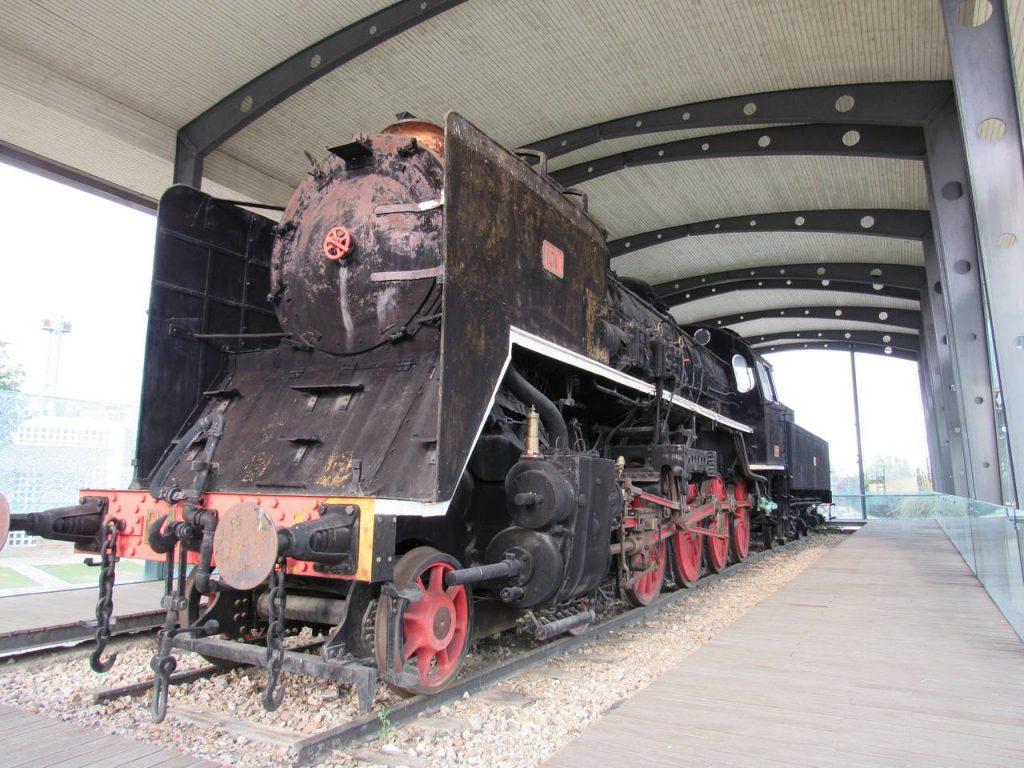 Locomotiva BA 101