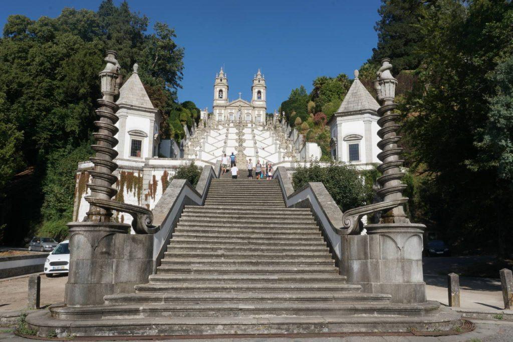 Escadório do Santuário