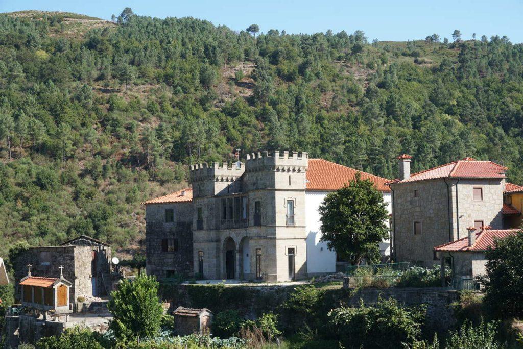 Castelo do Visconde de Sistelo.