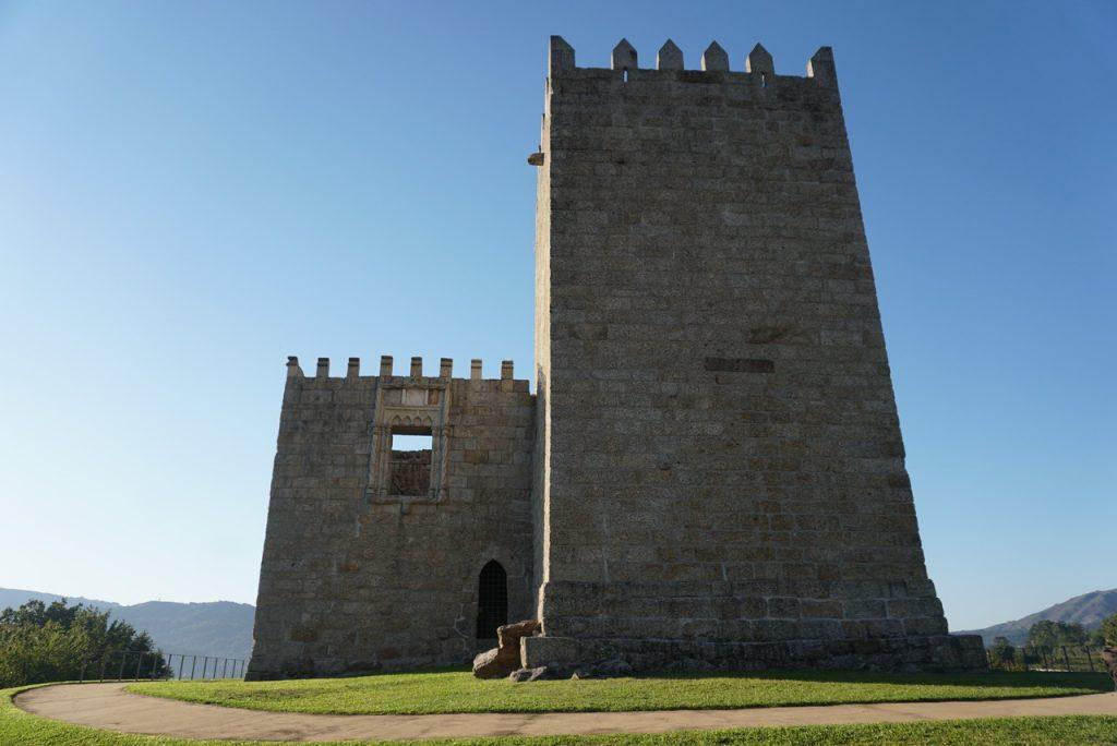 Paço de Giela em Arcos de Valdevez.