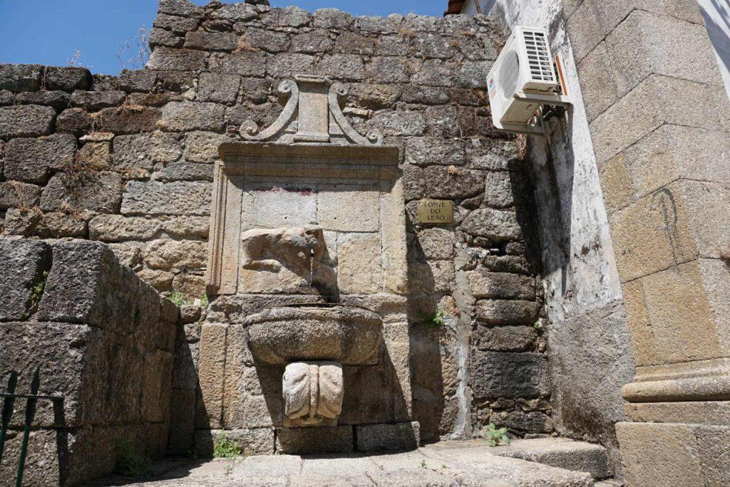 Fonte do Leão em Alpedrinha