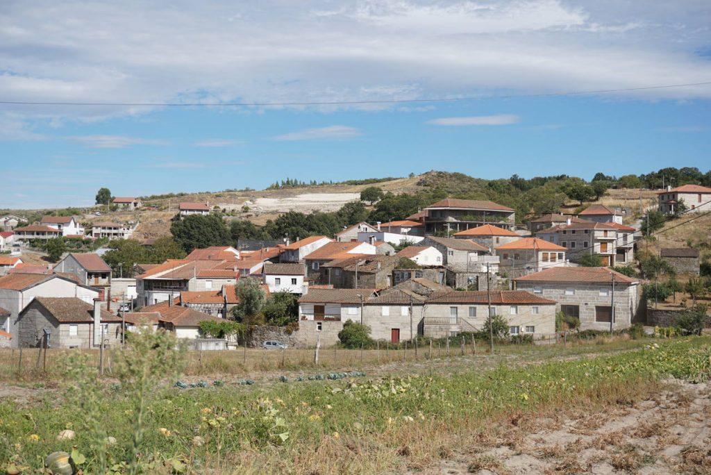 Aldeia de Vilar de perdizes.