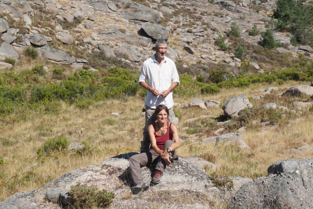Anabela e Pedro Larcão
