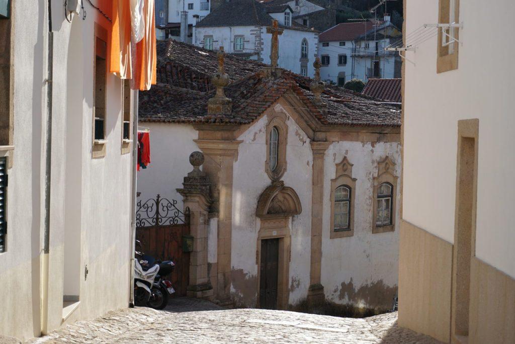 Zona Histórica de Idanha.