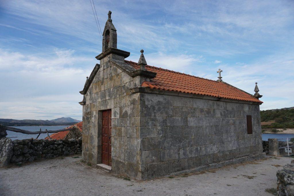 Capela de Vilarinho de Negrões.
