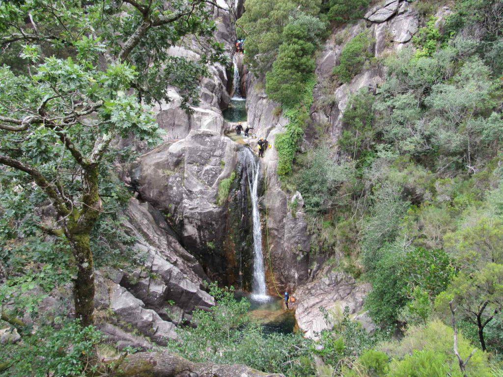 Cascata do Arado.