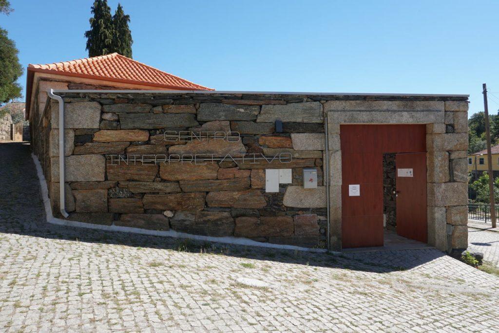 Centro Interpretativo de Tresminas.