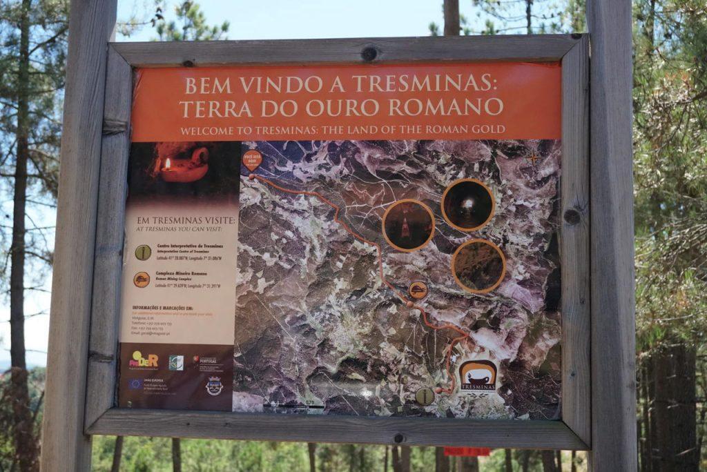 Complexo Mineiro Romano de Tresminas.