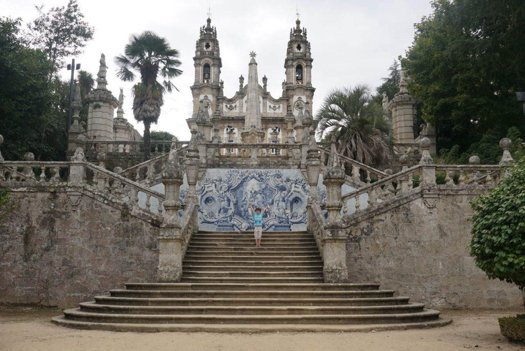 Santuário de Nossa Senhora dos Remédios.