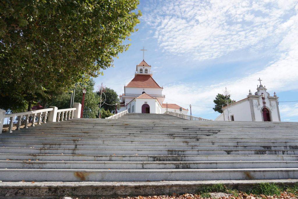 Santuário de Nossa Senhora da Saúde.