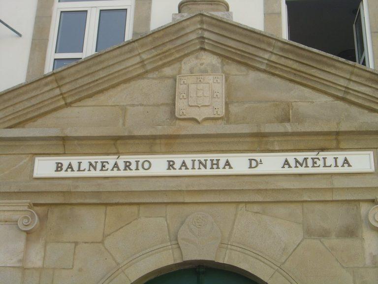 Balneário Rainha Dona Amélia.