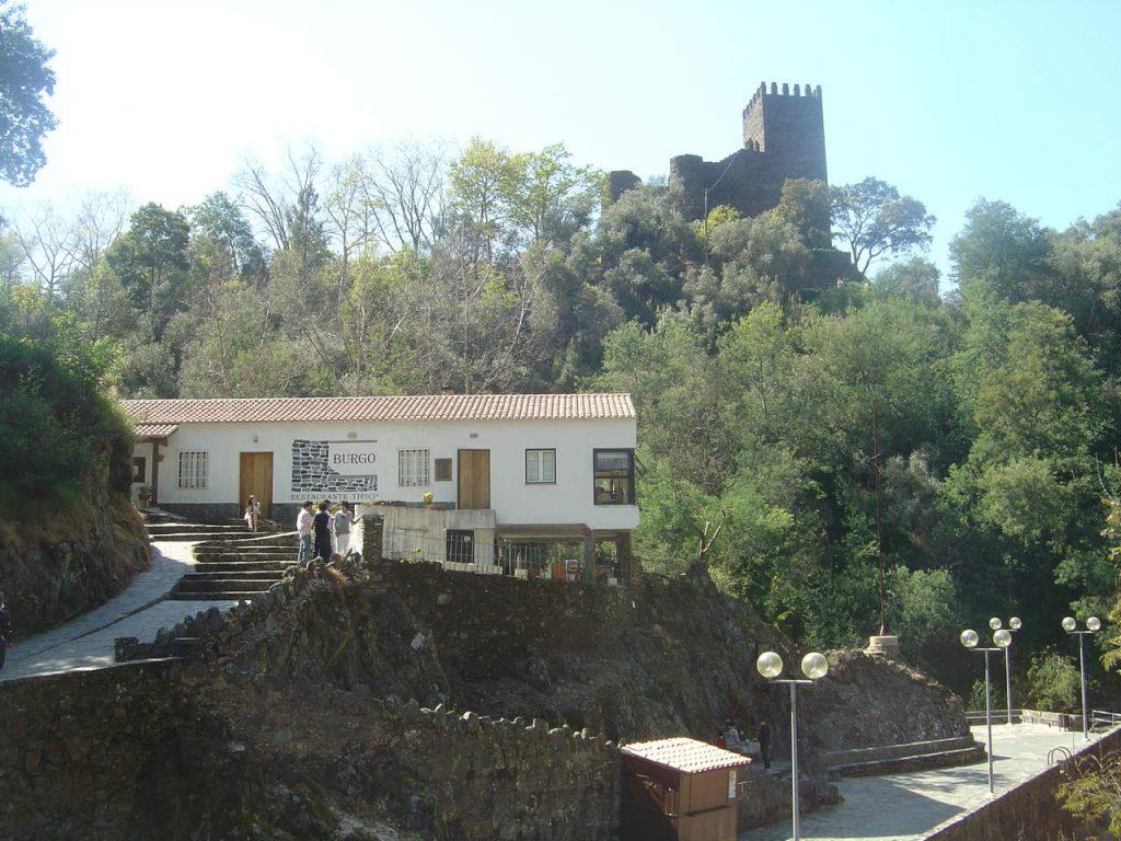 Castelo da Lousã.