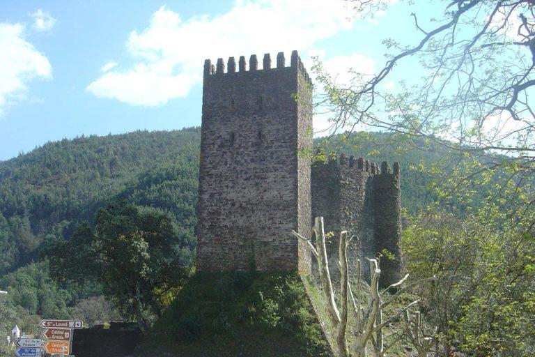 Castelo da Lousã (Castelo de Arouce).