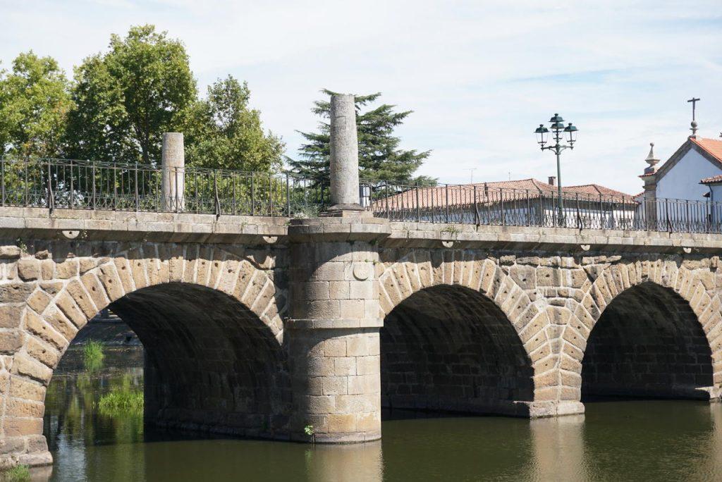 Ponte de Trajano em Chaves.
