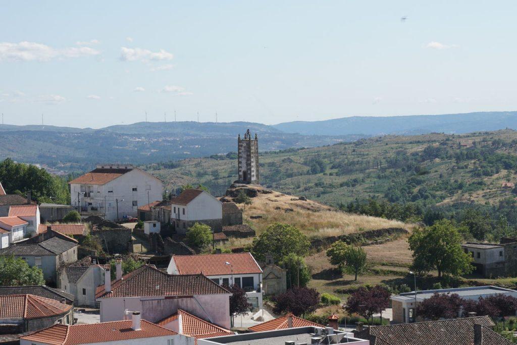 Torre do Relógio em Penedono.