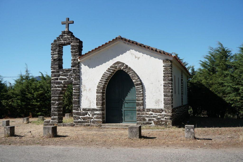 Rota dos Miradouros em Mondim de Basto: Capela do Fojo.