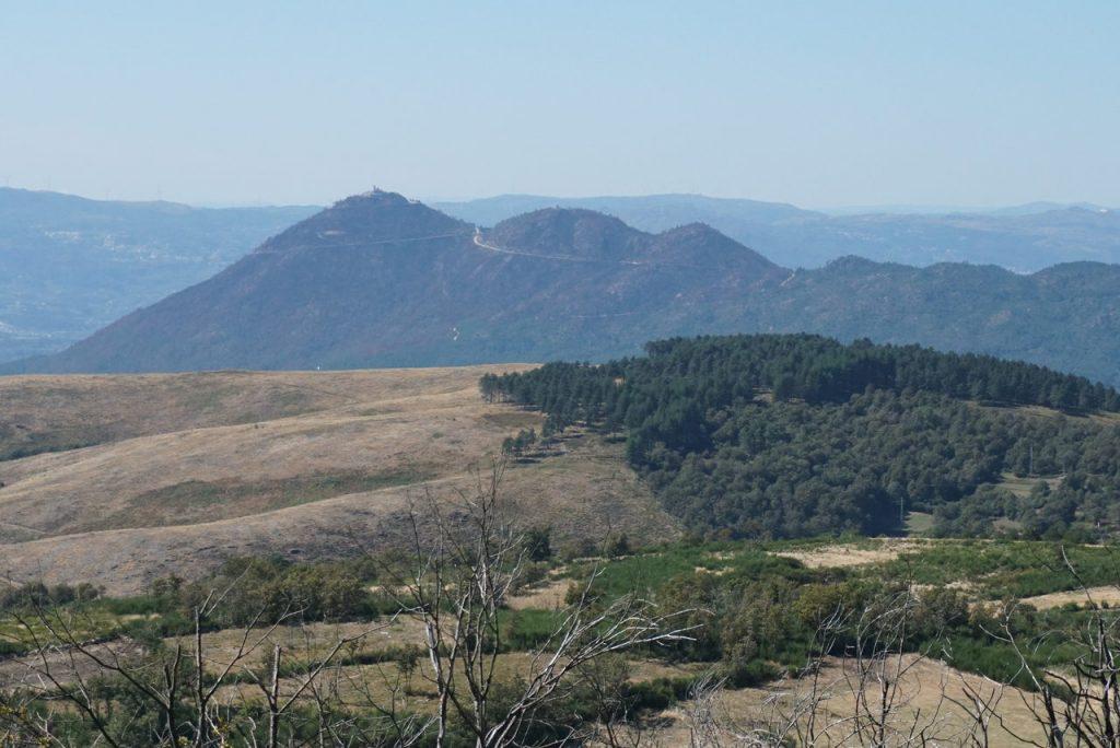 Rota dos Miradouros em Mondim de Basto: Miradouro do Barreiro.
